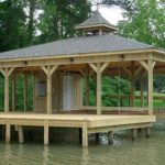Post and Beam Docks-BNMac Homes