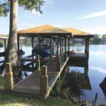Custom Dock and Boat Storage-BNMac Homes