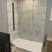 Shower Reno-BNMac Homes