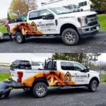 Company Truck-BNMac Homes